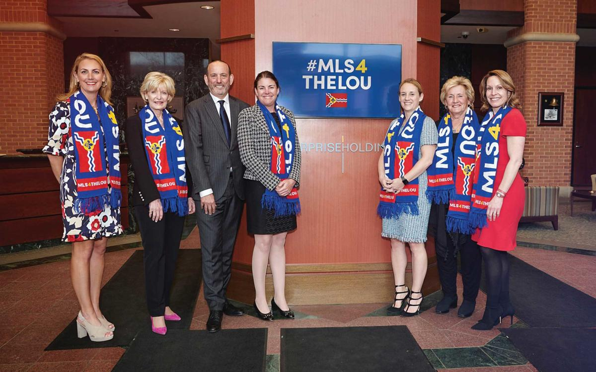 MLS4TheLou with Don Garber