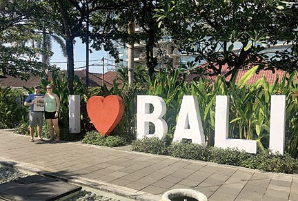 To Bali