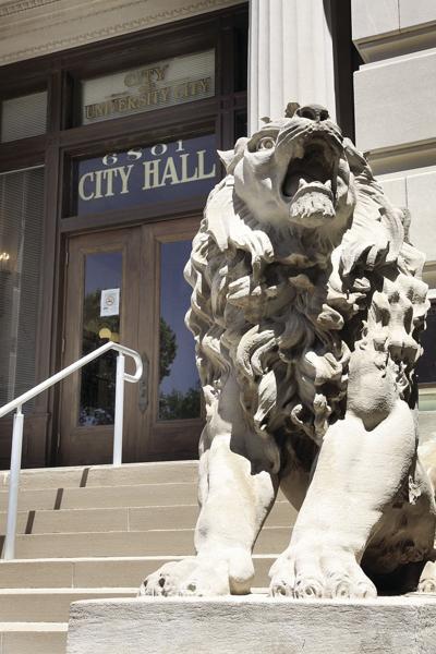 U. City Lion