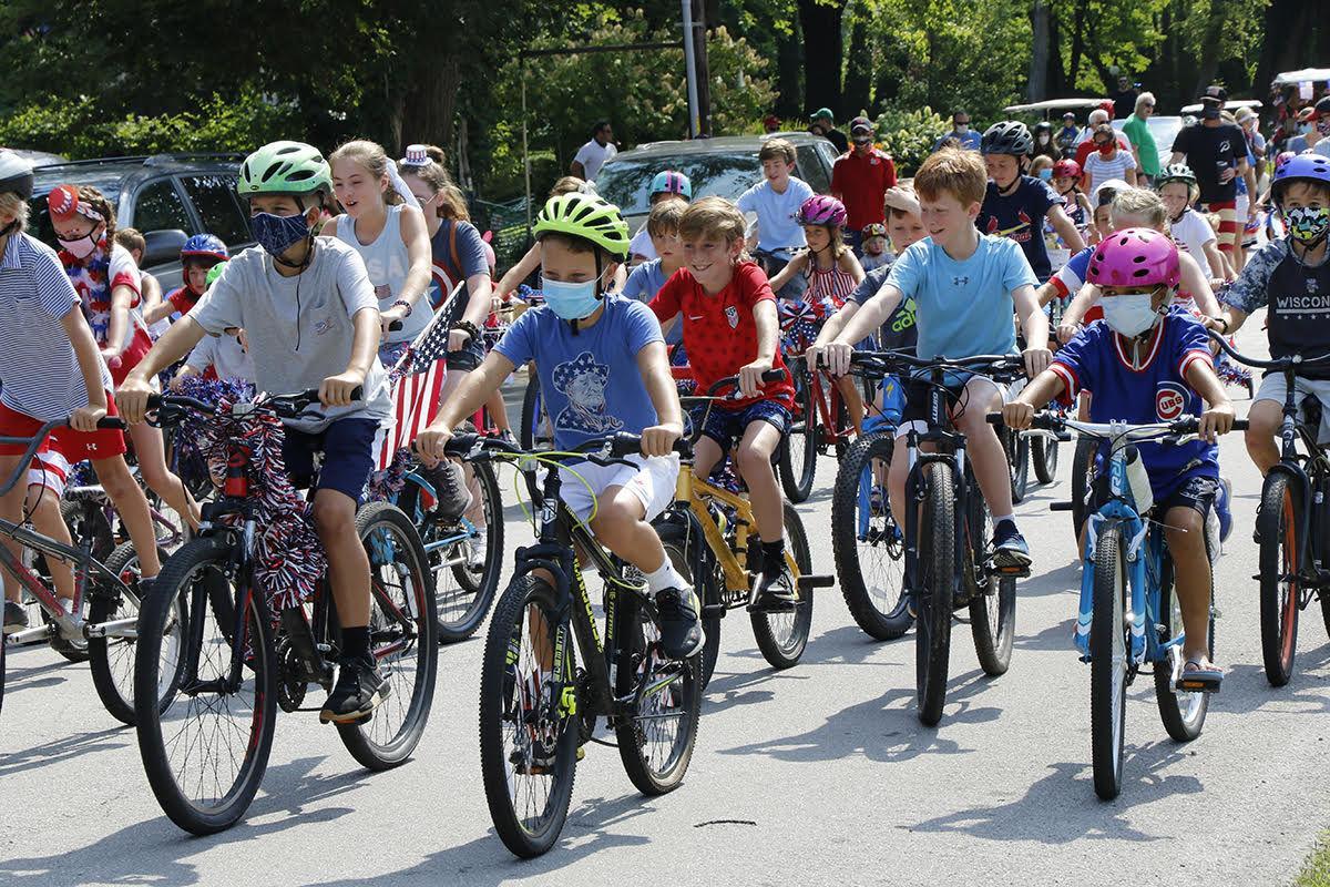 Kirkwood Kids' Bike Parade 3