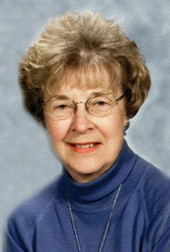 Ruth Alvina Alfeld obituary