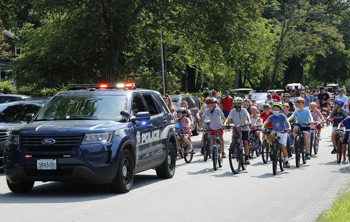 Kirkwood Kids' Bike Parade 1