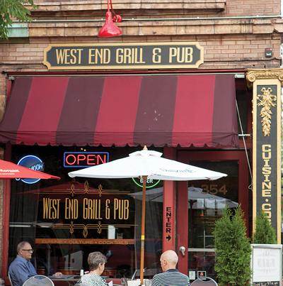 West End Grill & Pub