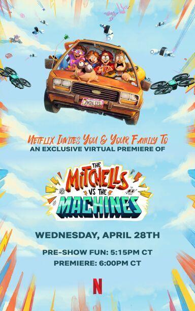 the mitchells versus the machines