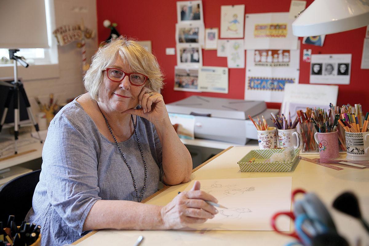 Mary Engelbreit 2 CWE studio
