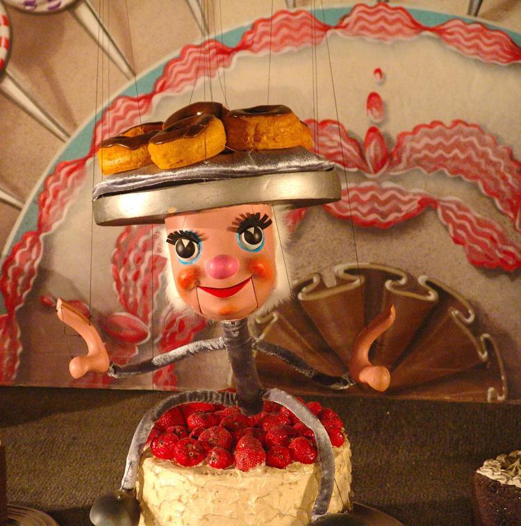 The Dessert Boy