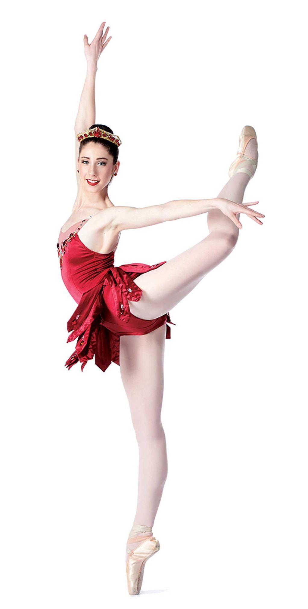 Saint Louis Ballet's Rubies