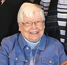 Jean Marie Clodfelter (nee Goodman)