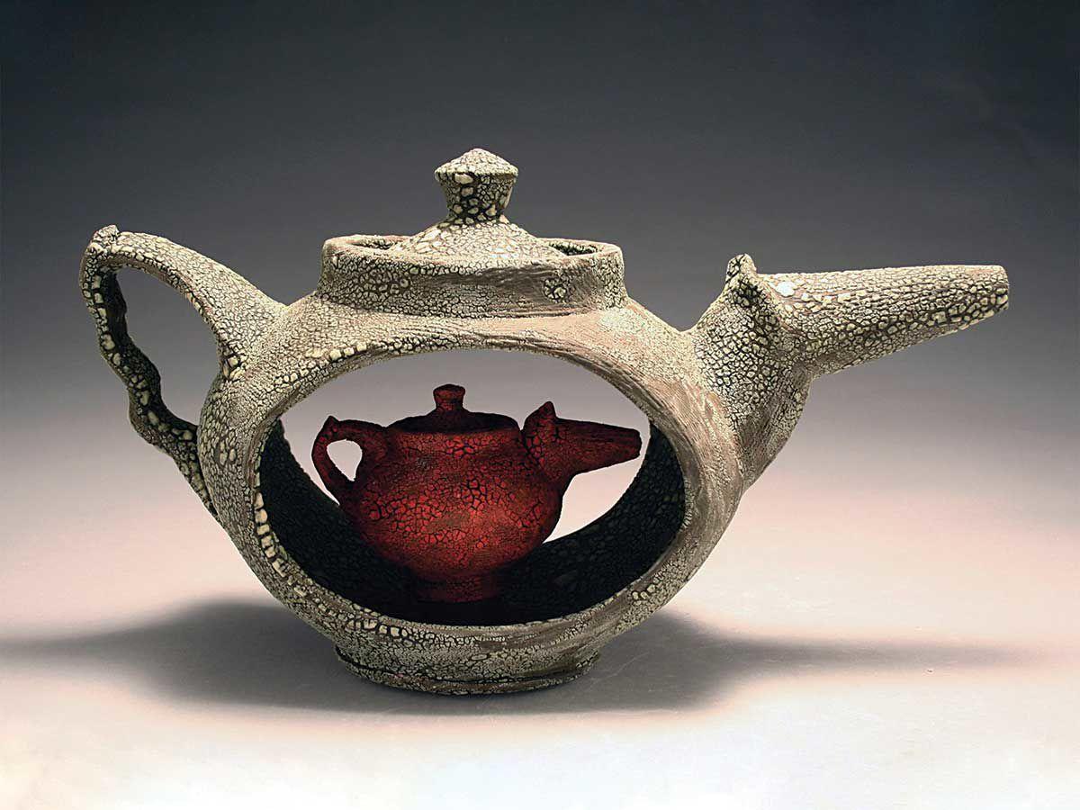 Jim Ibur teapot