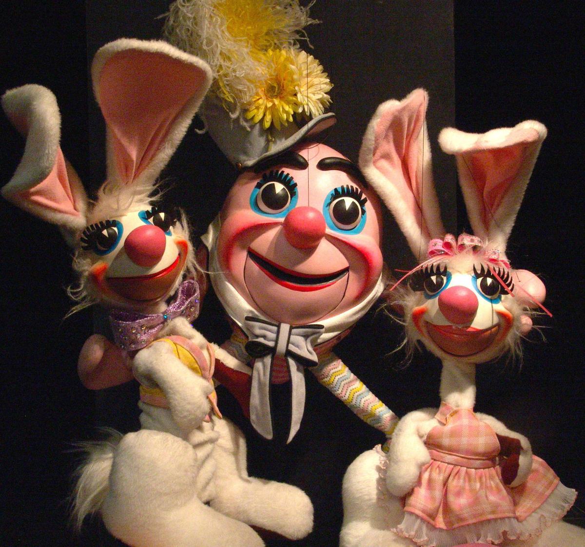 Kramer Marionnettes' Humpty & the Bunnies