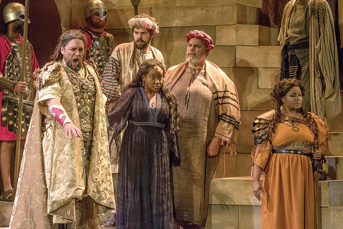 Union Avenue Opera's Nabucco