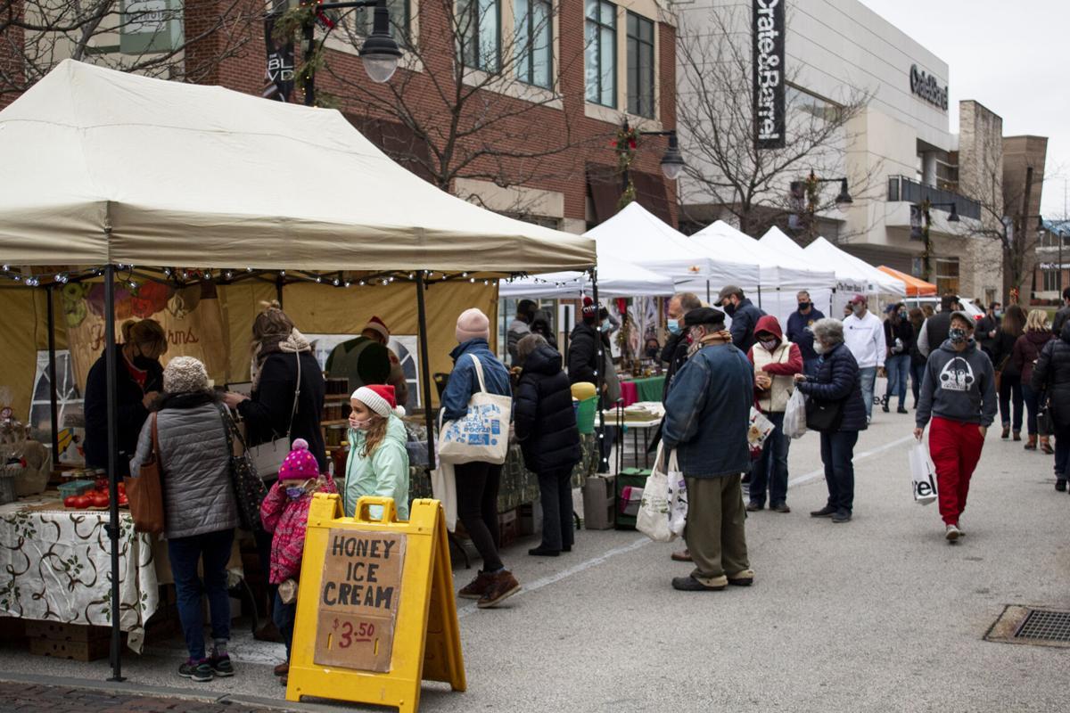 Holiday Market At The Boulevard