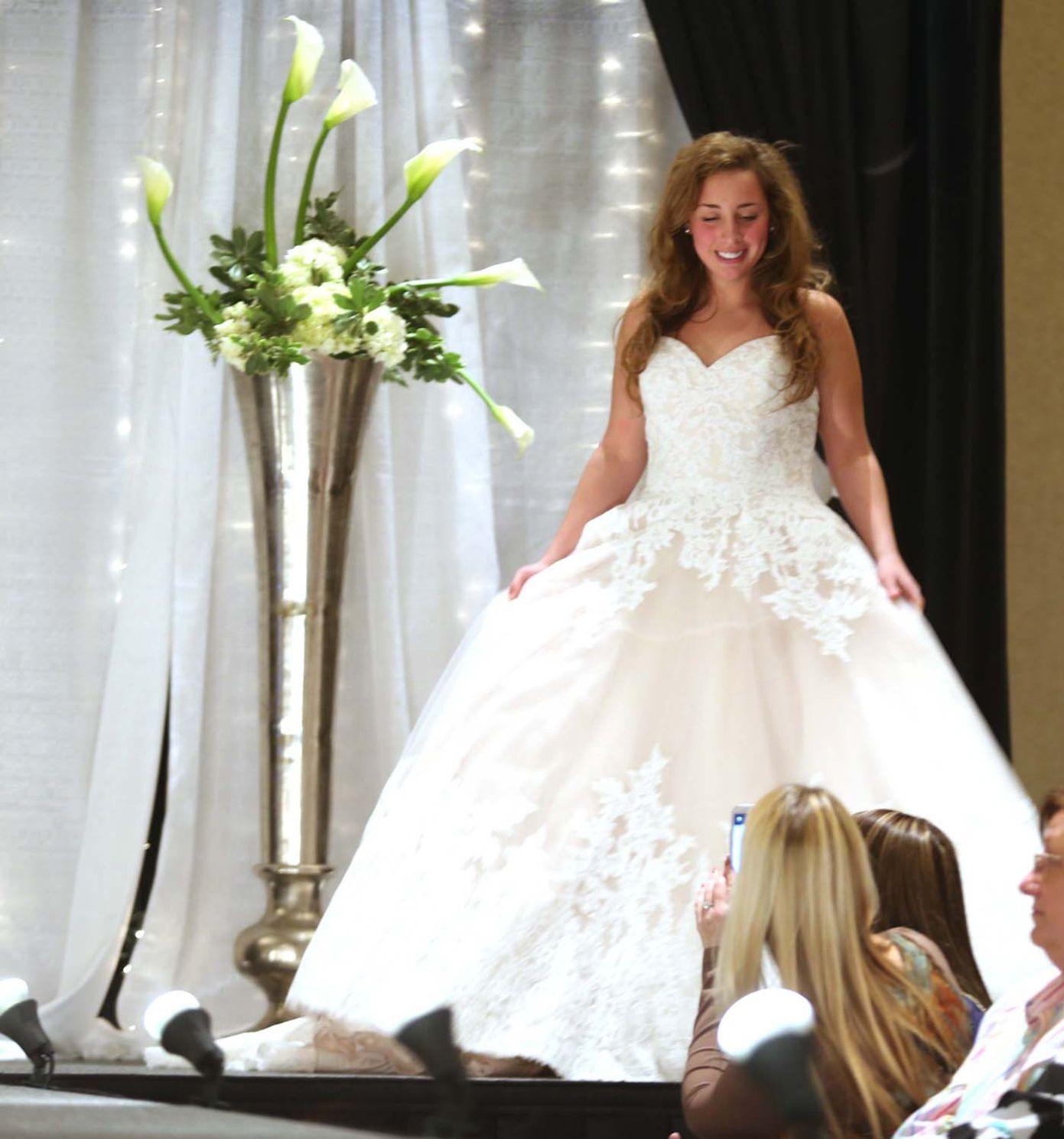 Courtney cason wedding dress images