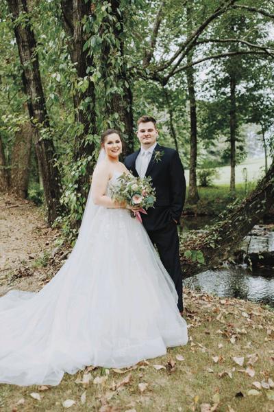 Abby Stovall and Ridge Mattox