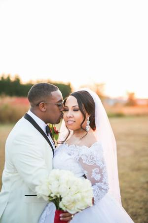 A wedding Fairy Tale: Desiree & Martez