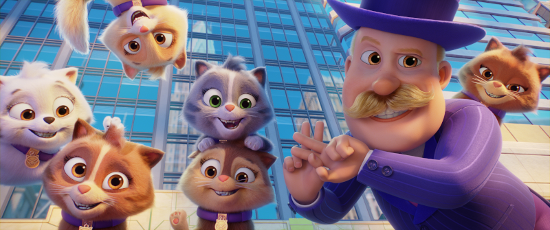 A First Look At Paw Patrol: The Movie