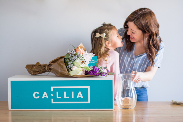 Send A Callia Bouquet For Mother's Day In Support Of Breast Cancer Research