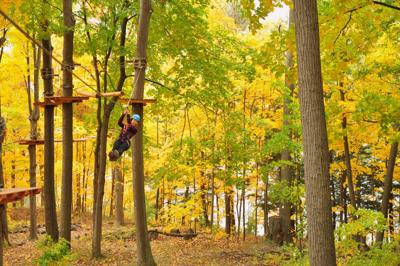 Treetop Trekking Expands Its Operating Season At All Parks