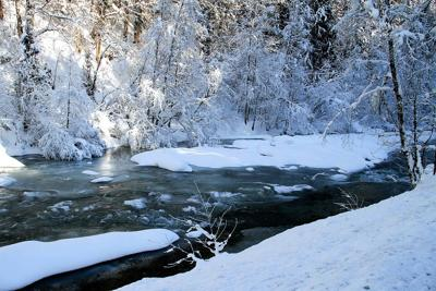 TRCA Issues A Winter Safety Message: Stay Off The Ice