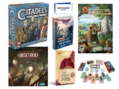 Get Ready For Some Family Fun This Summer With Asmodee Board Games