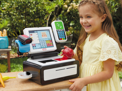 Little Tikes First Self Checkout Stand Contest
