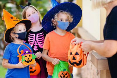 Health Officials Announce That Trick-Or-Treating Is A Go This Year