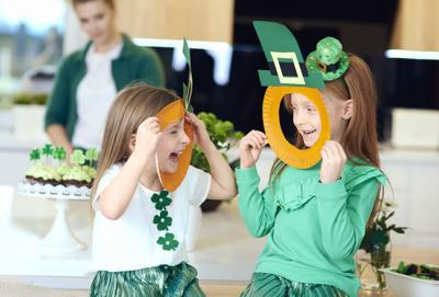 Celebrate St. Patrick's Day With Your Family