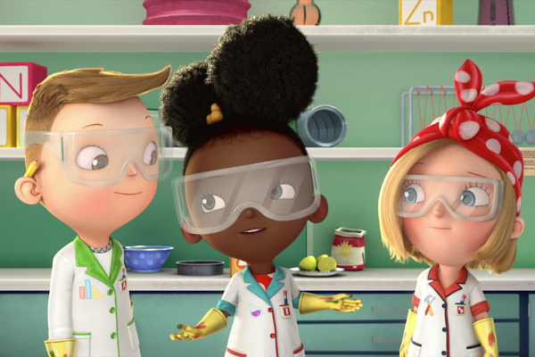 What's Coming To Netflix For Kids This September