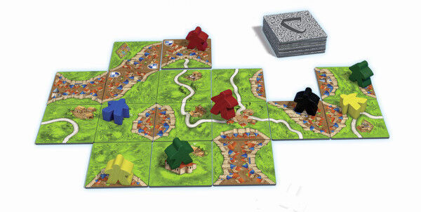 Carcassonne Family Board Game