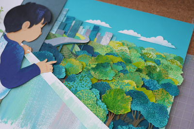 My Forest is Green with Illustrator Ashley Barron