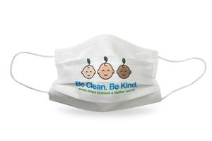 Be Clean. Be Kind. Kits for Kids
