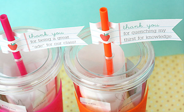 Clever Gifts for Teachers