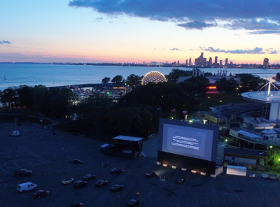 The Ontario Place Drive-In Theatre Is Back!
