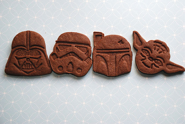 Out of this World Star Wars Treats