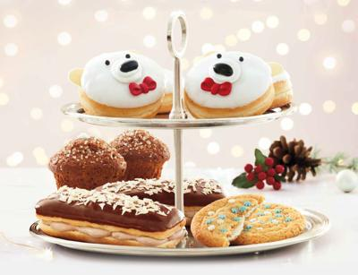 Tim Hortons Holiday Baked Goods and Gifts
