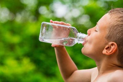 Keeping Kids Safe during a Heat Wave