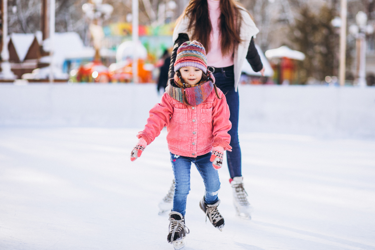 The Best Free Outdoor Skating Rinks and Trails 2020