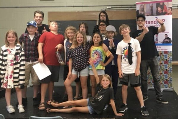 Summer Comedy Camps at SUSWB