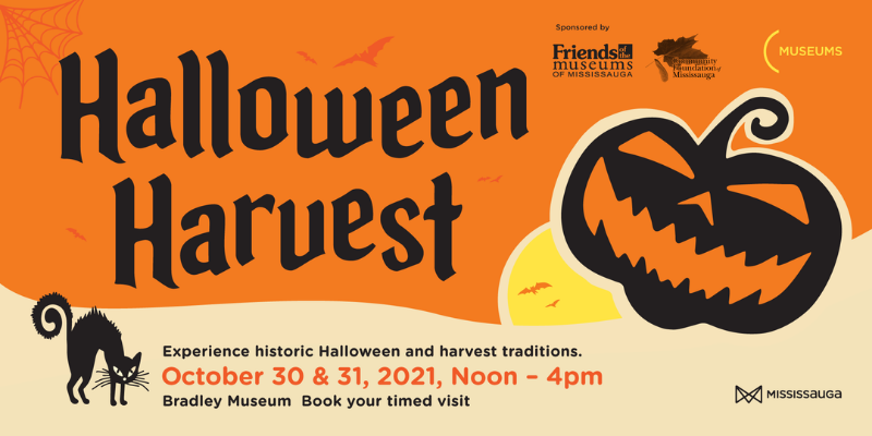 Halloween Harvest Mississauga - Fall Fun Guide Ad