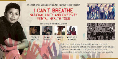 TOUR: I Can't Breathe Unity & Diversity Mental Health Presentations