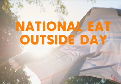 SkipTheDishes Creates Ultimate Guide to Enjoy National Eat Outside Day