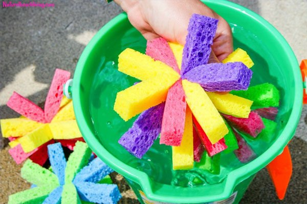 Summertime Crafts and Activities