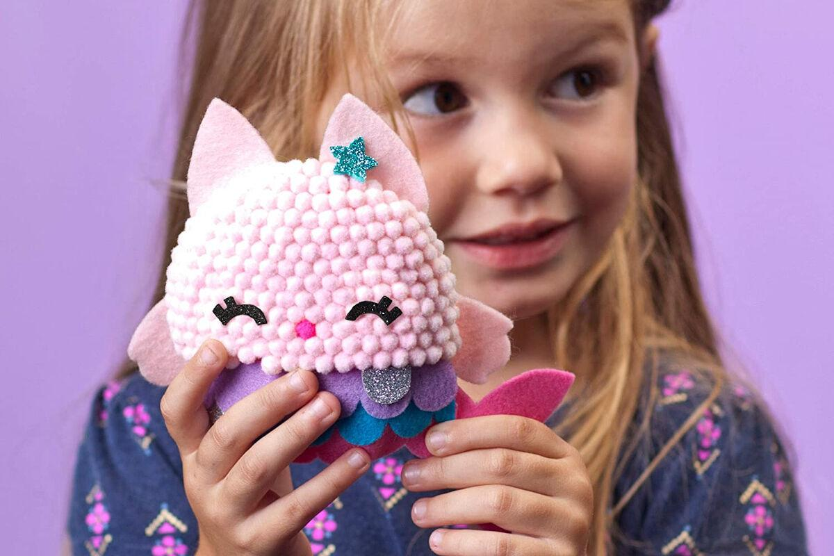 Best Gifts for Creative Kids Who Love Arts & Crafts
