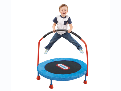 Little Tikes® Easy Store™ 3ft-Trampoline Contest
