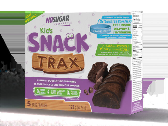 World's First No Sugar Kid's Bar Launches In Canada