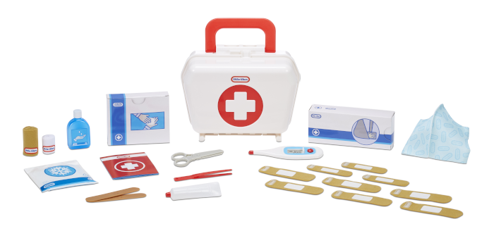 Little Tikes First Aid Kit Contest