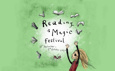 Free Access To The Reading is Magic Festival For A Limited Time