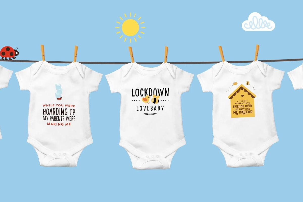 Heinz by Nature - Lockdown Lovebaby Collection Baby Onesies Recall