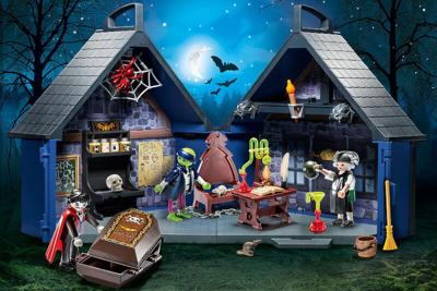 PLAYMOBIL®'s Take Along Haunted House Contest