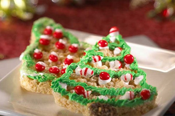 10 Rice Krispies Holiday Treats